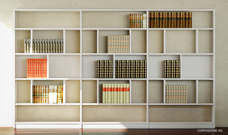 Studio ufficio for Roma interior design
