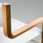 Sedie pieghevoli in legno Roma