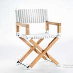 Sedie Regista Torino Design
