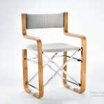 Sedie Regista Treviso Design